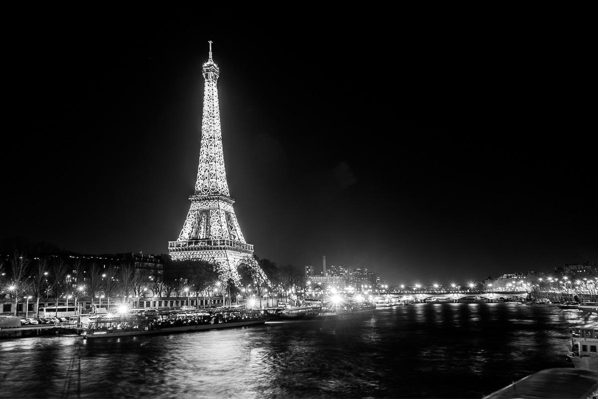 Extrêmement Paris en noir Blanc - zingaro photography | zingaro photography TF97